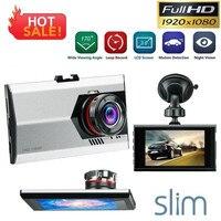 USPS Venda Quente MUQGEW Top Marca Universal-Car Styling 3' Completo HD 1080 P Carro DVR Traço Camera G-sensor Veículo Vídeo Cam gravador