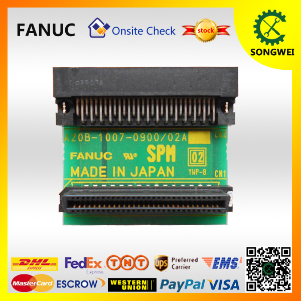 FANUC circuit pcb connecting boards A20B-1007-0900 fanuc pcb circuit a20b 3900 0170 for cnc spindle control daughter board