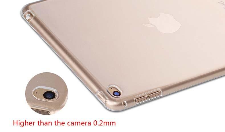 Планшетке арналған Ipad MiNi123 Case Slim Crystal - Планшеттік керек-жарақтар - фото 3