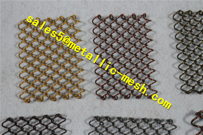 Free Shipping Fireplaces Decoration Screen Mesh For Hanging And Curtain