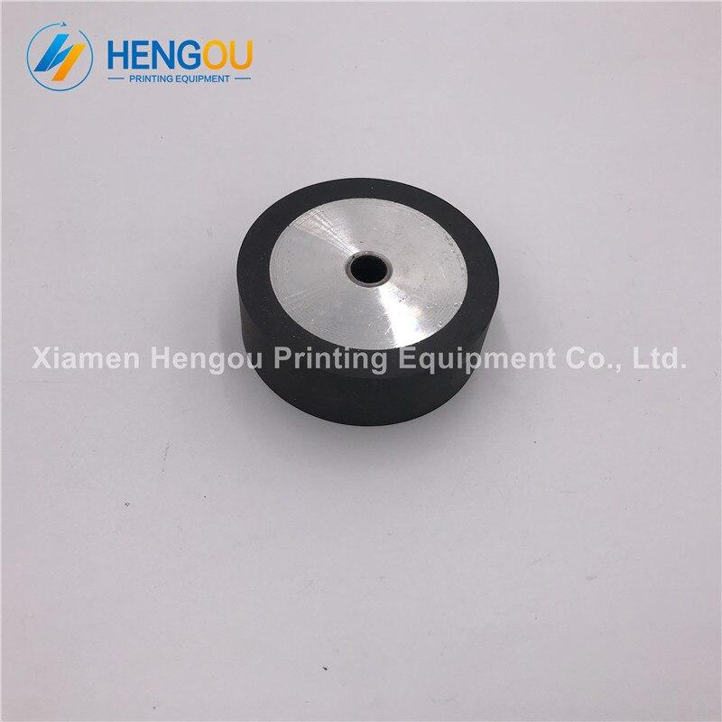 4 pieces Heidelberg rubber wheel Heidelberg support roller 60 8 20mm offset printing machine parts