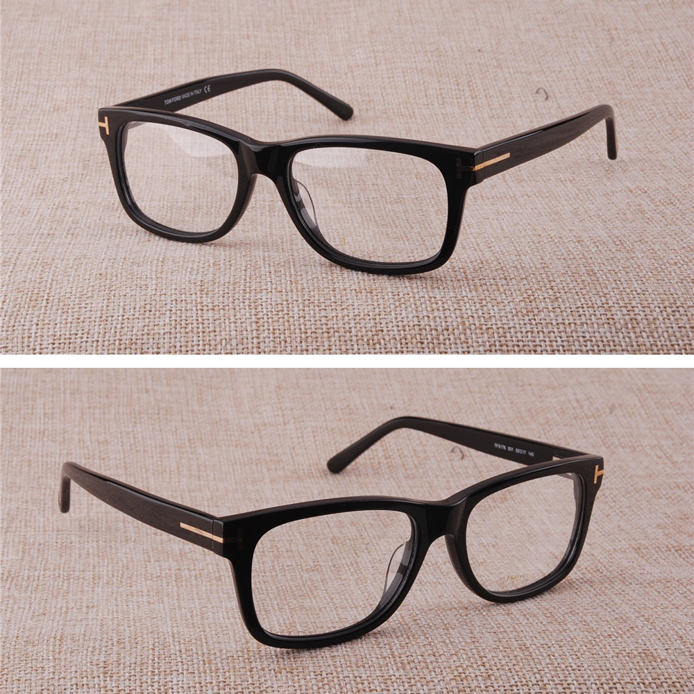 6c14971d1fdf Cubojue Acetate Glasses Frame Men Women spring hinge Eyeglasses  Prescription Spectacles Eyeglass Clear Lens Original Designer