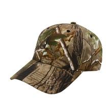 Камуфляжная охотничья Рыбалка Спортивная бейсбольная кепка камуфляжная кепка s для мужчин Регулируемая Прямая