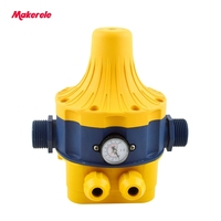 Guaranteed High Quality Automatic Electric Electronic Switch Control Pressure Can Be Adjusted Water Pump Pressure Controller