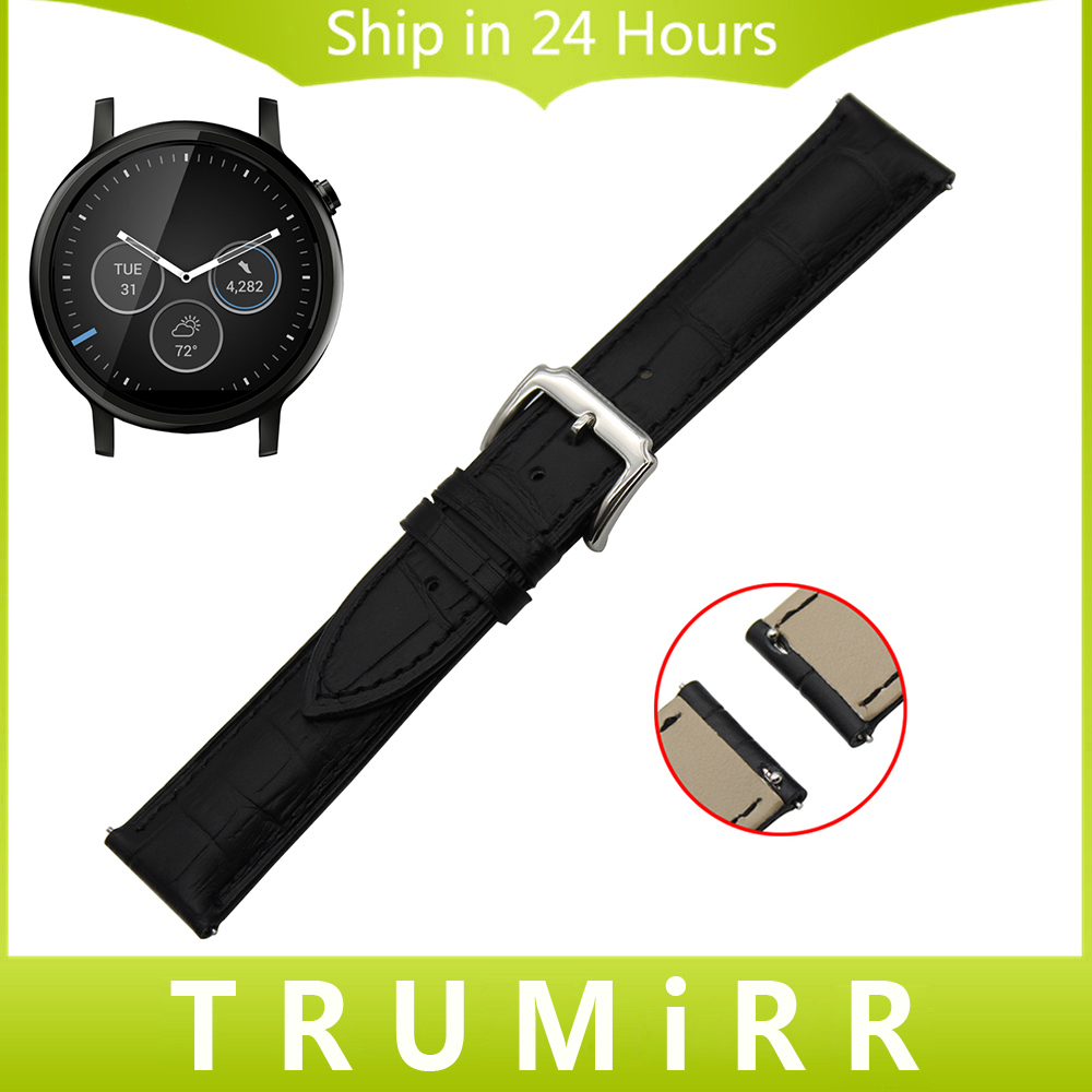 22mm Quick Release Watch Band for Moto 360 2 46mm Samsung Gear 2 R380 Neo R381 Live R382 Upper Genuine Leather Strap Bracelet the language question in africa zimbabwe case study