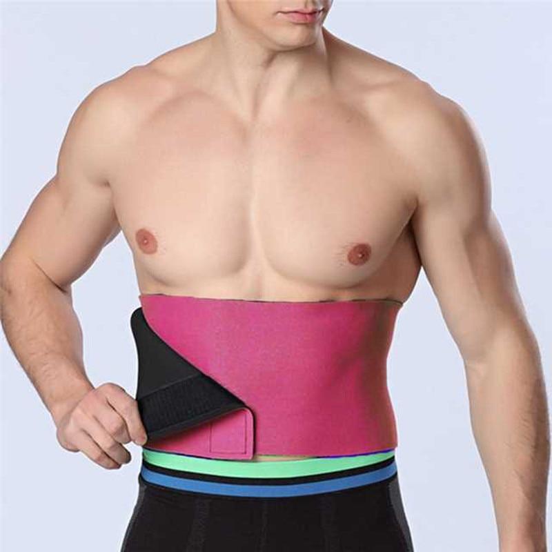 Men Brief Body Shaper Adjustable Fat Tummy Belly Burning Abdomen Belt Men Tight Tuckers Shaping Belt High Waist Control Corsets
