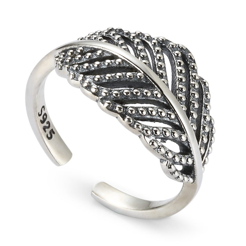 Eulonvan The new listing Vintage 925 sterling silver Rings SS--K252 Romantic Style Women Jewelry Gift sumptuousness Noble Women