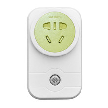 Centechia Wifi Socket Smart Power Socket Plug Voice Remote Control Smart Wifi Plug for iOS Android US UK AU EU Plug