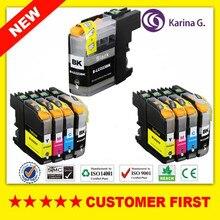 9PK для LC223 Совместимый картридж Brother DCP-4120DW MFC J4420DW J4620DW J4625DW J5320DW J5620DW J5625DW J5720DW принтера