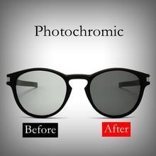 2018 új fénykromatikus polarizált napszemüvegek ovális UV400 férfi napszemüvegek vezetési horgászathoz napszemüvegek férfiaknak BS9265