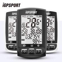 Я gps порт IGS50 Водонепроницаемый IPX7 велосипед компьютер Антенна gps + Беспроводной спидометр велосипед цифровой секундомер Велоспорт Спидометр