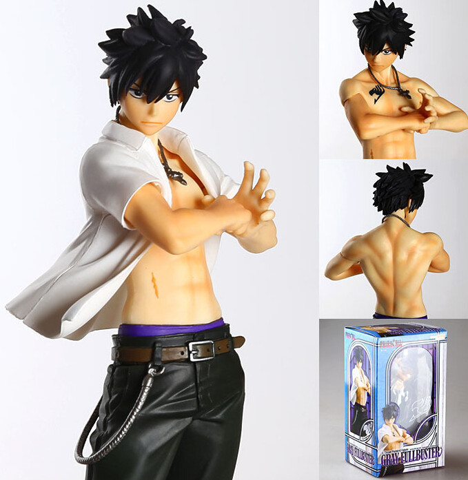 Gray Fullbuster Action Figure Images