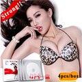 4 pcs Remendos Da Ampliação Do Peito Creme de Mama Aprimoramento Potenciador Aumento Creme Bust up Máscara Beleza Essência Produto Do Sexo