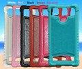 Hot & new fashion case pu cuero cajas del teléfono de silicona suave cubierta trasera para doogee disparar 1 bolsa de 5.5, regalo f15