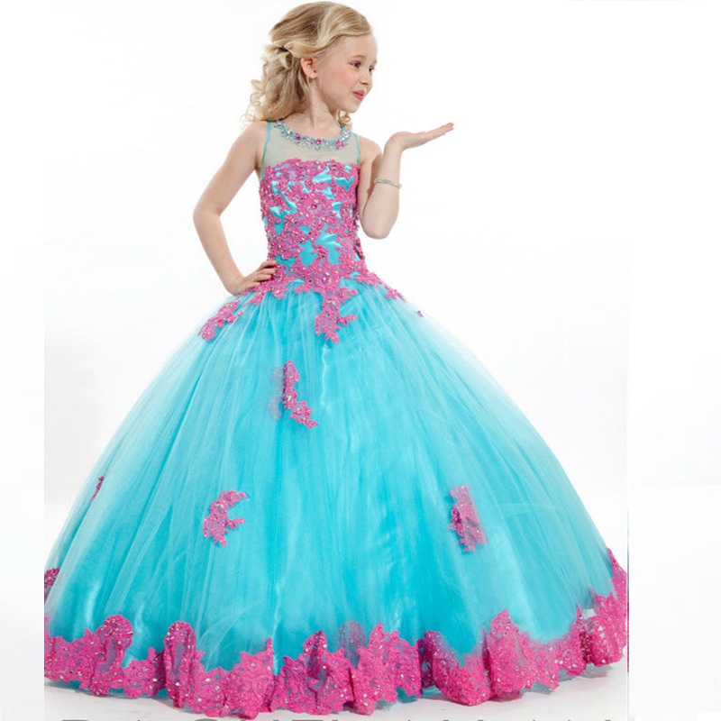 Popular Glitz Pageant Dresses-Buy Cheap Glitz Pageant Dresses lots ...