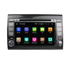 "KLYDE 7"" 2 Din 8 Core Android 9.0 Car DVD Player For FIAT BRAVO 2007-2012 Car Audio Stereo Radio Car Multimedia Player"