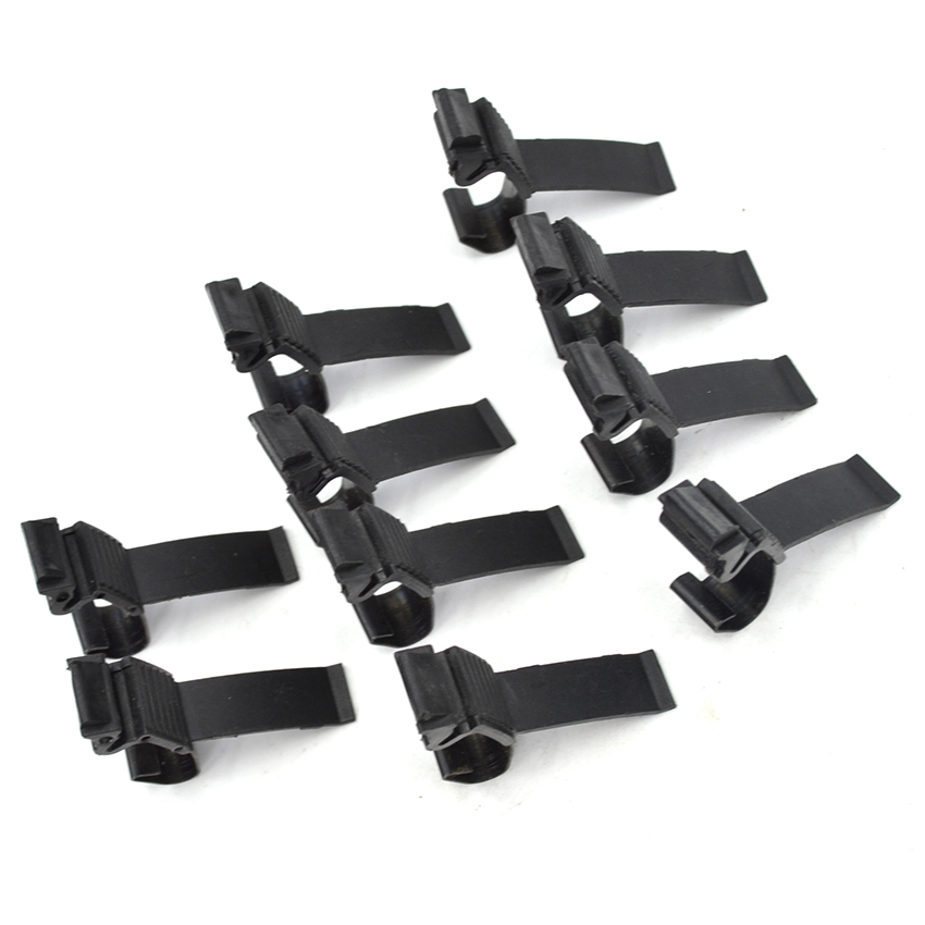 10PCS Cylinder Cover Clips PN Kit For Husqvarna 365,372,362,371,385,390 Chainsaw 503740102