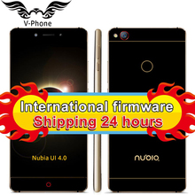 Original ZTE Nubia Z11 5.5″ Borderless 4GB/6GB RAM 128GB/64GB ROM Mobile Phone Snapdragon 820 Quad Core 16.0MP Fingerprint NFC