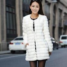 Daisy & Na New Women Ladies Coat Parka Outerwear Warm Winter Faux Fur Short Long Jacket 160