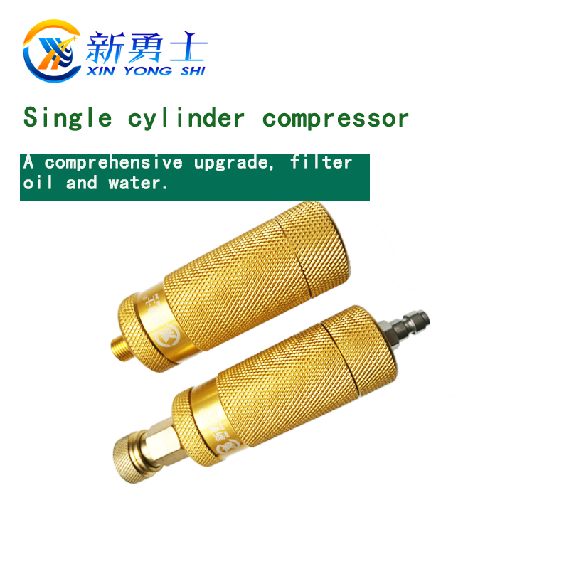 XINYONGSHI pump oil water separator 4500PSI