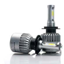Muxall Headlight H4 LED Bulb H7 H11 H1 H3 9006 HB4 9005 HB3 9004 9007 H13
