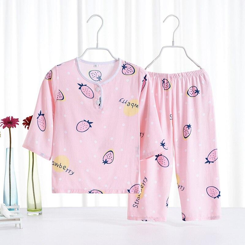 Pijama Infantil Baby Pajamas For Girls Children Pajamas Boys Pijamas Unicorn Kid Cotton Sleepwear Kids 2 3 4 5 6 9 12 Years Old