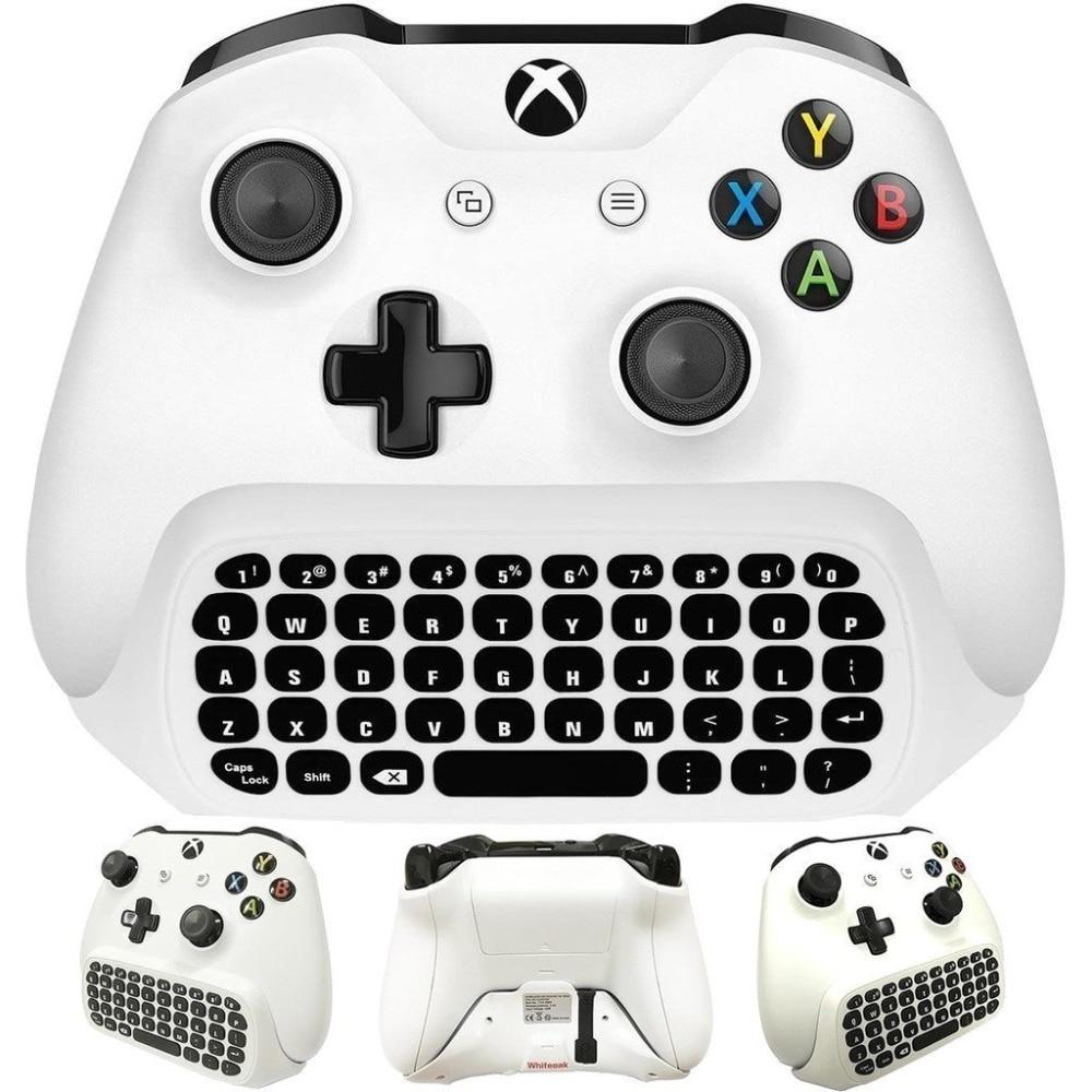 DOBE 2.4G Mini Wireless Chatpad Keyboard for Xbox One Xbox ... Xbox Chatpad Wiring Diagram on