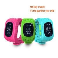 Montre Smart Watch Q50 Tactile Écran GPS Anti-Perdu SOS Appel Enfant Tracker Enfants Filles À Distance Moniteur Enfant Garde Android Smartwatch