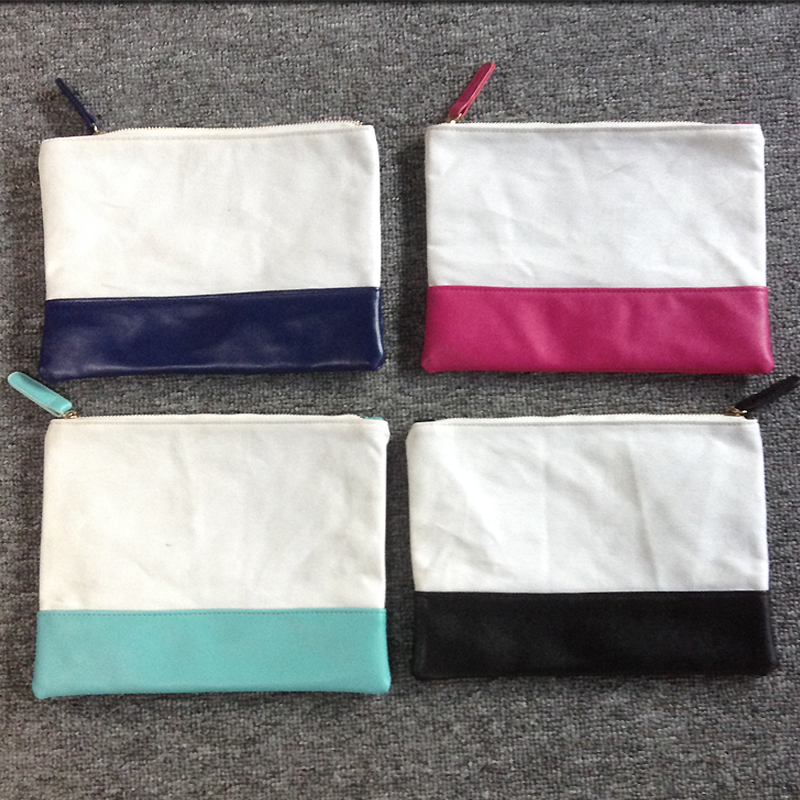 Canvas Makeup Bags Whole Vidalondon
