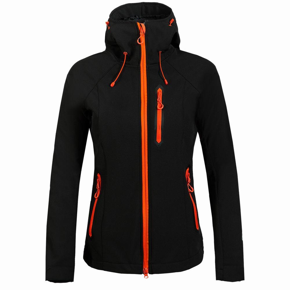 2019 femmes hiver polaire Softshell veste extérieur imperméable manteau randonnée Ski Trekking Camping escalade vêtements femme coupe-vent