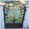 Galvanized Metal Gates Prices Outdoor Security Metal Gates Steel Tubular Gate Design Metal Gates