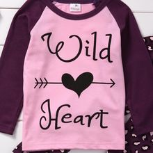 Baby Girl Kid Clothes Set