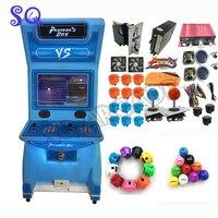 Arcade parts Bundles kit With Pandora Box 5 upgrade version VGA & HDMI output Joystick Buttons for Arcade Cabinet Machine
