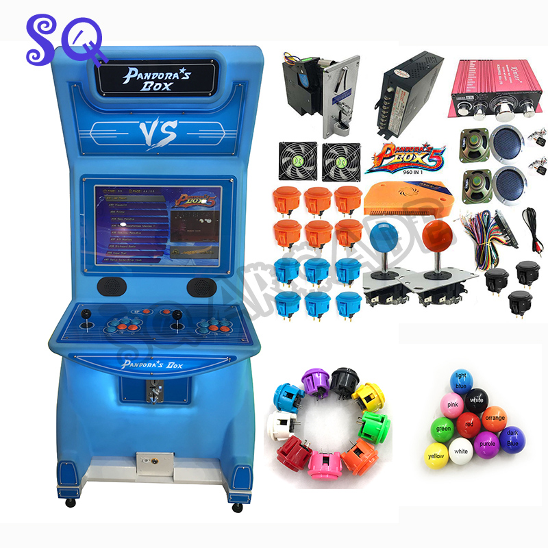 kit borne arcade pandora