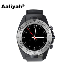 Aaliyah SW007 Bluetooth Smart Watch With Camera Pedometer Wearable Devices Support Sim TF card Men Smartwatch for Android Phone
