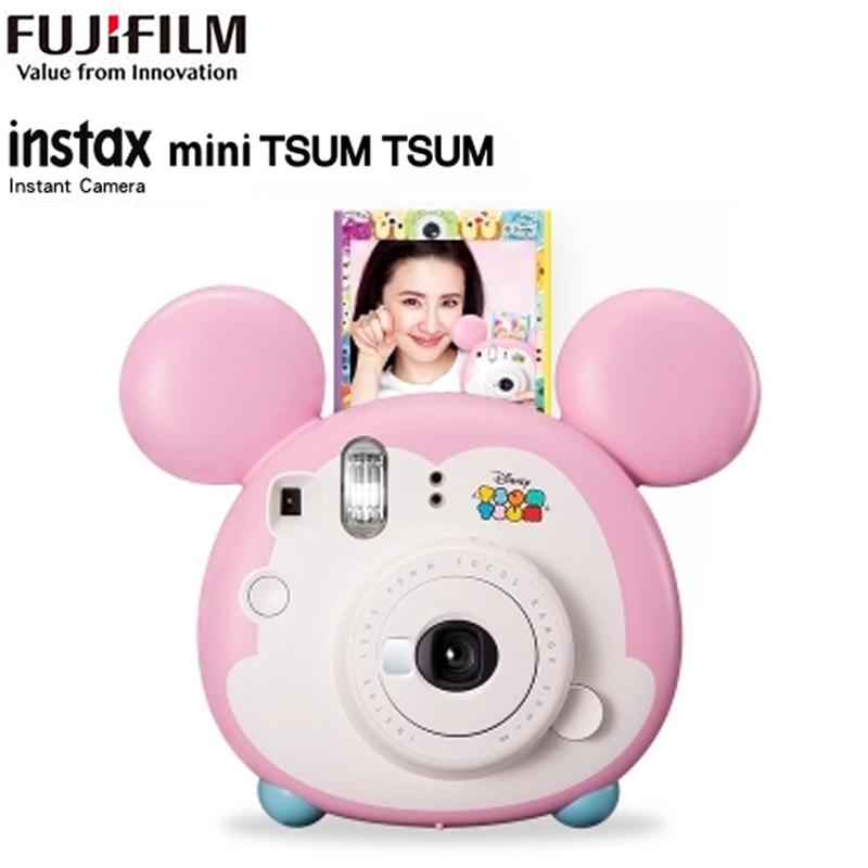 Original Fujifilm Fuji Instax Mini 9 TSUM TSUM Instant Film Photo Camera + 20 Sheets Fujifilm Instax Mini 8/9 Films цена