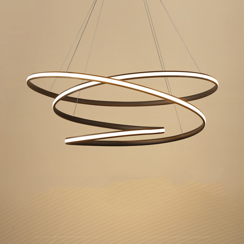 Modern Led Living Dining Room Pendant Lights Suspension: Aliexpress.com : Buy LICAN Modern Led Pendant Light For