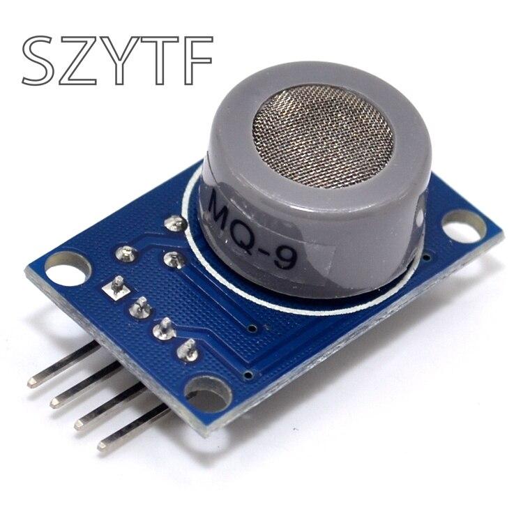 MQ-9 carbon monoxide combustible gas sensor detection alarm module MQ-9 module