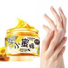 KOOGIS маска для рук с молоком и медом, парафин, воск, увлажняющий отбеливающий Отшелушивающий мозоли, уход за руками, крем-пленка для макияжа 150 г