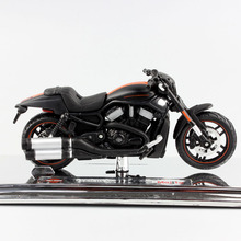1/18 Scale maisto 2012 VRSCDX Night Rod Special Diecast model motorcycle Cruiser street race muscle bike toy Collectible