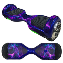1Set Cool Self Balancing Two Wheel Scooter Skin Cover Hover Skate Board Sticker 6.5 inch  Smart