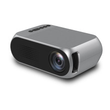 High-definition full HD 1080P 3D Projector Home Theater Video Media Player Adjustable Picture