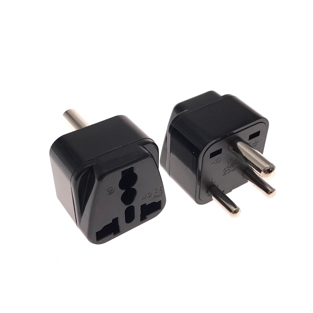Uk Au Us Eu To Small South Africa Power Plug Converter Adaptor India Iec320 C14 Wiring C13 Connector C15 Computer Socket Nepal Sri Lanka Tourism Charge In Electrical Sockets From Home