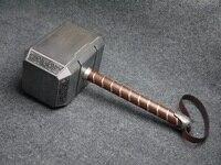 Alliance THOR 1:1 металлический материал с молотком идеальная уменьшенная пленка молоток игрушки для детей