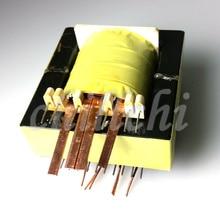 อินเวอร์เตอร์หม้อแปลงความถี่สูง EE85B แนวตั้ง 2000 วัตต์