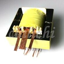 Falownik transformator wysokiej częstotliwości EE85B pionowe 2000 watów