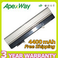 Apexway 6 cells Laptop Battery For Dell Latitude E4300 E4310 0FX8X 312-0822 451-10636 451-10638 451-11459 451-11493 453-10039
