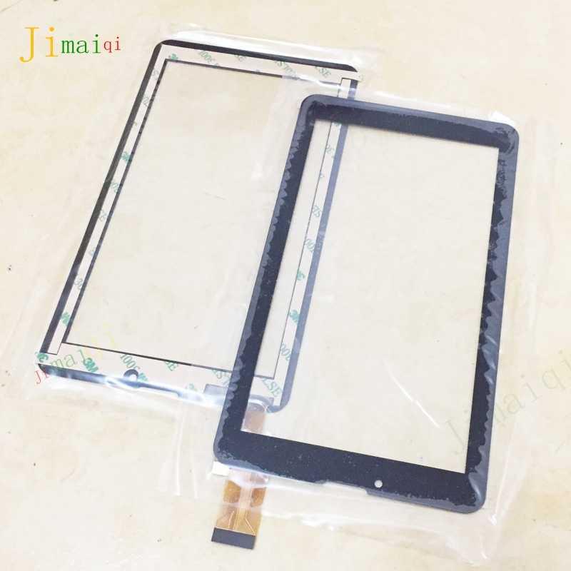 Nowy dla 7 cal Prestigio MultiPad Wize 3037 3G PMT3037 Tablet PC Digitizer ekran dotykowy Panel wymiana części