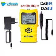 цена на Vmade TM-8511 Satlink WS-6933 satfinder satellite finder satlink FTA Digital  2.1 Inch LCD Display DVB-S FTA C&KU BandMeter