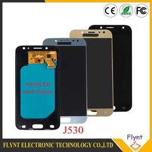 Image 1 - 5.2 Süper AMOLED samsung LCD Galaxy J5 Pro 2017 J530 J530F J530FM lcd ekran dokunmatik ekran paneli Pantalla Yedek Parça